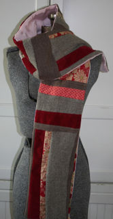 Tweedscarf