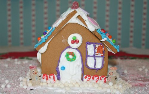Christmasgingerbreadhouse